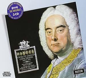 Handel: Concerti Grossi Op.3 & Op.6 (DECCA The Originals)