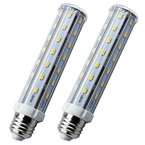 Bonlux 15W E27 LED Mais-Glühlampe Warmweiß 3000K 5730 SMD Schraube Sockel Mais Lampe für Tischlampen Nachtischlampe Küchenlampe Esszimmerlampe, Hängendes Licht (2-Stück)