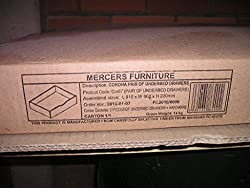 Mercers Furniture Corona Underbed Drawers - Pine, 1 Pair