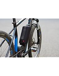 FAHRER Akku Cover für Bosch eBike Systems - Power Pack 300 & 400 Classic+ Rahmenakku