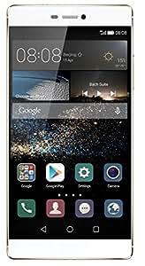"""Huawei Ascend P8 Smartphone, Display 5.2"""" FHD, Memoria RAM da 3 GB, Processore HiSilicon Kirin 930 Octa-Core, Fotocamera Principale 13 MP, Champagne"""