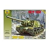 Zvezda 500783534 - 1:35 ISU-122 (RR) Panzer -