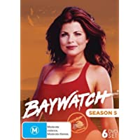 Baywatch Season 5 by David Hasselhoff