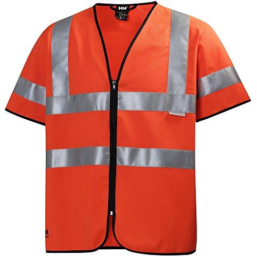 Helly Hansen Hivis sallerturin maniche clarytone, 79218-360-3XL, Colore Giallo, 79218 Orange