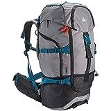 Quechua Trekking Backpacks (Light Grey) - 50 L