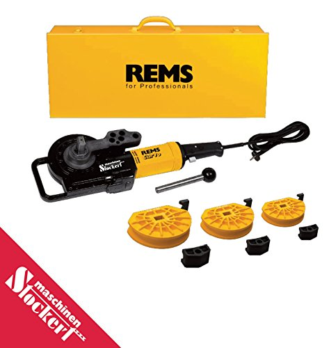 Preisvergleich Produktbild REMS-Elektrischer Rohrbieger Curvo Set 15-18-22mm
