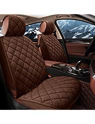 AMYMGLL Autozubehör Sitzabdeckung Deluxe Edition Box Standard Edition Allgemein Autokissen Set Maturity Frühling und Herbst-Winter-4 Farbvarianten