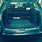 Arrow TOYOTA AVENSIS ESTATE 03-09 SLOPED 4x4 CAR DOG CAGE TRAVEL CRATE PUPPY BOOT GUARD CAGES
