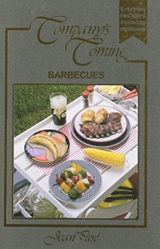 Barbecues (Company's Coming) by Jean Pare (1991) Plastic Comb