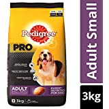 Pedigree PRO Expert Nutrition, Dry Dog Food for Adult Small Breed Dogs (9 Months Onwards) - 3 kg Pack