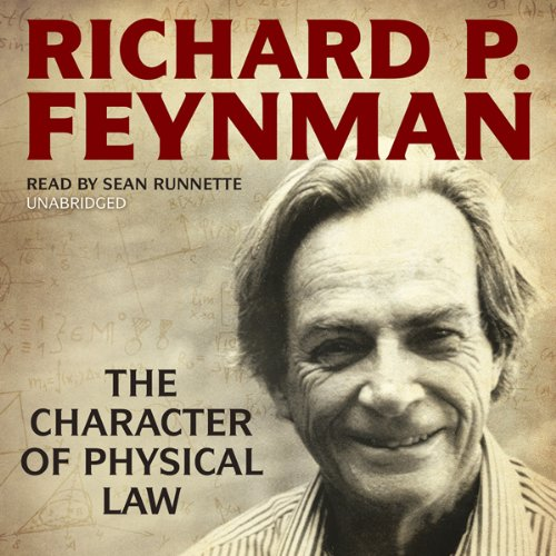 The Character of Physical Law  Audiolibri