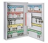 Schlüsselkasten / Schlüsselschrank SD100 , 550x380x80mm , 100 Haken