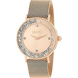 Immagine non disponibile. Immagine non disponibile per. Colore  Orologio  Donna Dancing Slim Gold Rose Liu Jo Luxury b4f94816c22