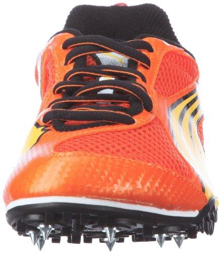 Puma COMPLETE TFX STAR 184734 Unisex-Erwachsene Leichtathletikschuhe Orange (vermillion orange-spectra 5)