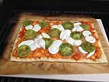Pizzastein für Backofen & Gas Grill nur 1 cm dick Corderiet 45 x 35 cm - 5