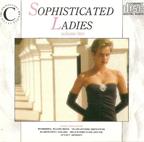 Ladies [Zwo] (Compilation CD, 20 Tracks)