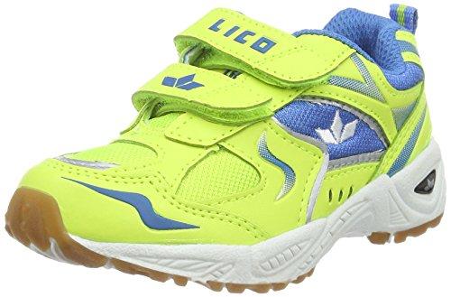 lico-bob-v-chaussures-de-fitness-mixte-enfant-jaune-gelb-blau-41-eu