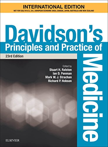Davidson\'s Principles and Practice of Medicine, International Edition