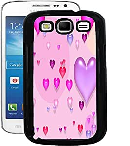 ColourCraft Beautiful Hearts Design Back Case Cover for SAMSUNG GALAXY S3 NEO I9300I