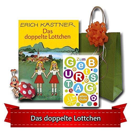 Preisvergleich Produktbild Geburtstagsgeschenk für Kinder - Das doppelte Lottchen