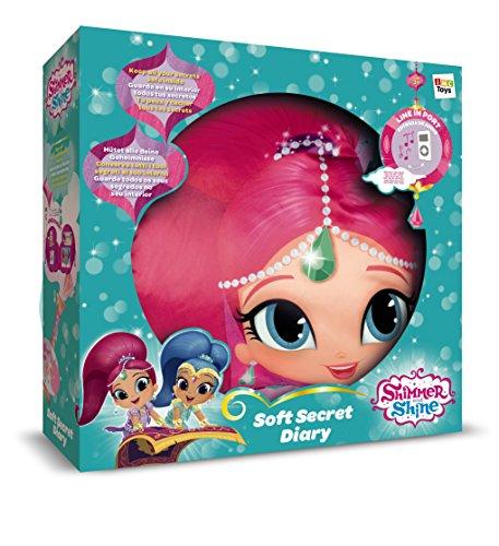 IMC Toys 275034-Elektronische Tagebuch Geheimnis Shimmer & Shine