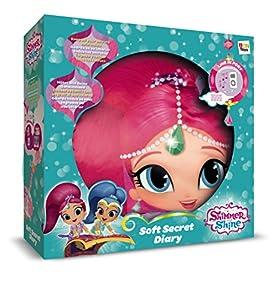Shimmer & Shine IMC Toys 275034 - Electrónicos Diario Secreto