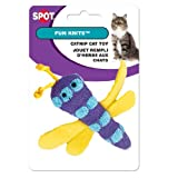 Best Cat Toys Interactives - Ethical Products Spot Fun Knit Cat Toy Catnip Review