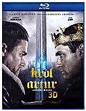 King Arthur: Legend of the Sword [Blu-Ray]+[Blu-Ray 3D] [Region B] (English audio. English subtitles)