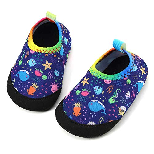 SCIEU Kids Boy Girl Water Shoes ...