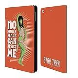 Officiel Star Trek Orion Female Personnages Iconiques TOS Étui Coque De Livre En Cuir Pour Apple iPad mini 4