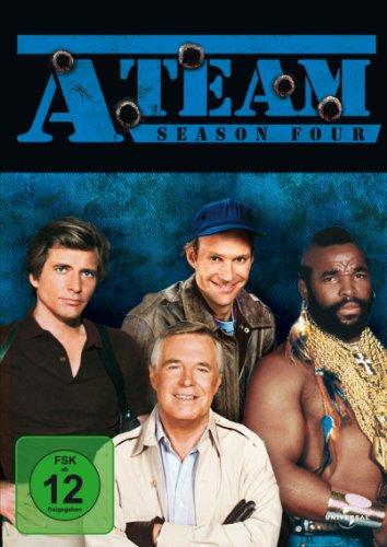 A-Team - Season Four [6 DVDs]