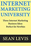 Internet Marketing University: Three Internet Marketing Business Ideas  Perfect for Newbies