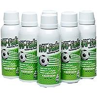 Pro-fade Fútbol Árbitro Desvanecimiento Rociar | Equipo de Árbitro de Fútbol Esencial | Rociar temporal de marcación gratuita | Rociar no permanente ecológico | Equipo de fútbol - (PRO-FADE-150-2 Pack)