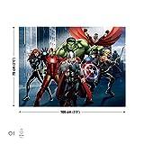 Marvel Avengers Leinwand Bilder (PPD321O1FW)