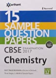#10: I-Succeed 15 Sample Question Papers CBSE Examination 2017 - Chemistry Class 12