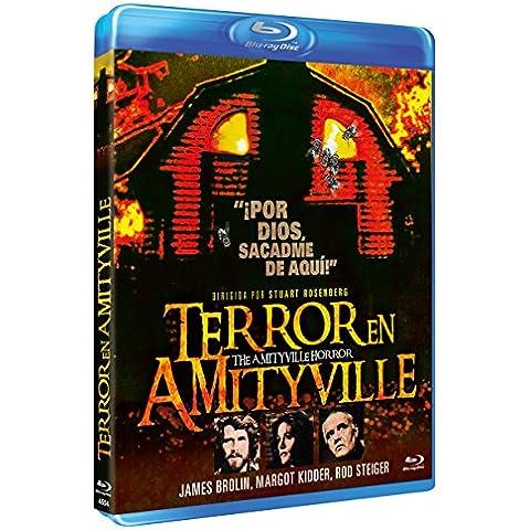 Terror en Amityville BD 1979 The Amityville Horror