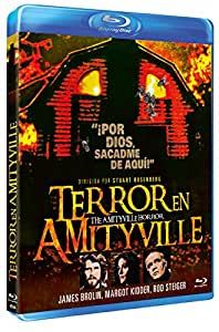Terror en Amityville BD 1979 The Amityville Horror [Edizione: Spagna]