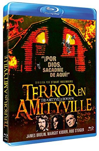Terror en Amityville BD 1979 The Amityville Horror [Blu-ray]