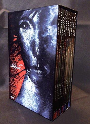 Sandman Slipcase Set par Neil Gaiman