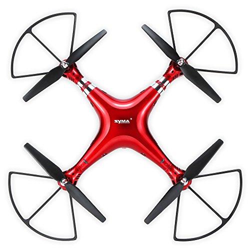 Syma X8HG mit 8.0MP HD Kamera RC Quadrocopter mit Barometer Satz Höhe und Headless Modus - 7