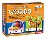 #8: Creative Educational Aids 0639 Fun with Words