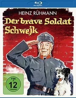 Der brave Soldat Schwejk - Remastered Version [Blu-ray]