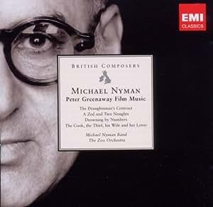 Nyman: Peter Greenaway film music - British Composers