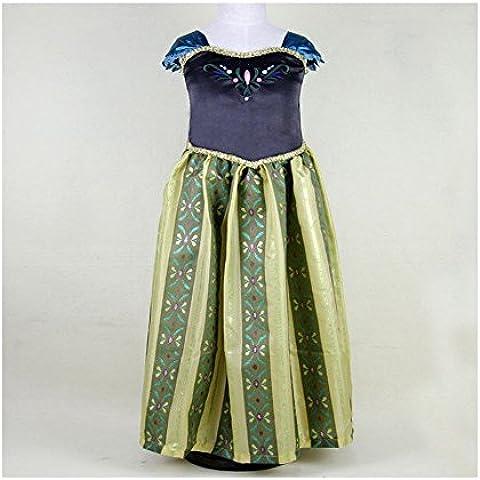 Reino de juguetes - Disfraz Coronación de Anna - 140 (7-9 años)