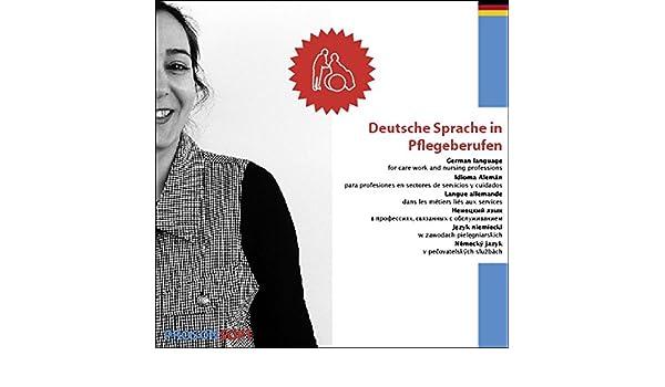 Deutsche Sprache in Pflegeberufen: Amazon.de: Admovi GmbH Verlag: Bücher