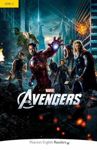 Level 2: Marvel's The Avengers (Pearson English Graded Readers) por Jocelyn Potter