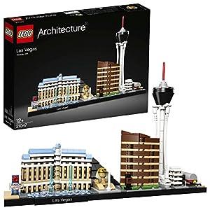 LEGO Architecture - Las Vegas, 21047 5702016348897 LEGO