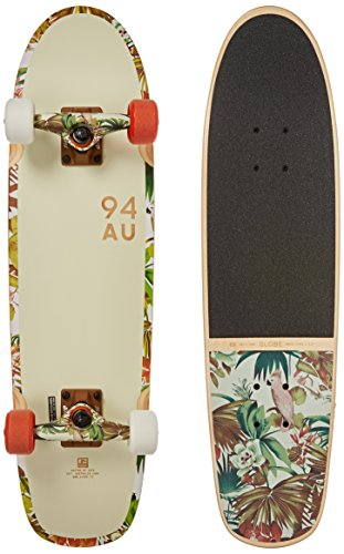 Preisvergleich Produktbild Globe Skateboard Bruiser,  Off White / Jungle,  One size,  10525236