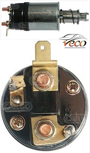 131252Lucas tipo Starter solenoide m45g 12Volt per Massey Ferguson Trattore JCB