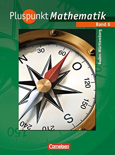 Pluspunkt Mathematik 6. Schülerbuch.,
